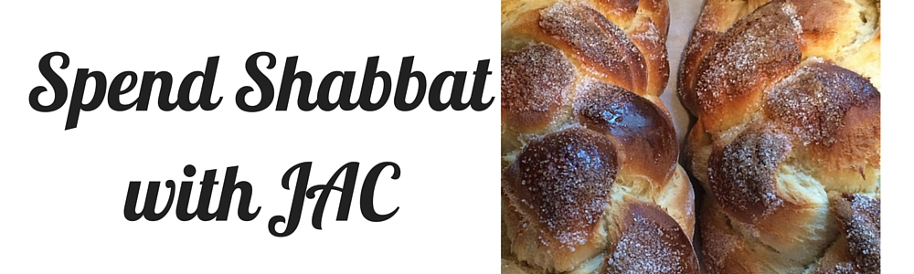 Spend Shabbat with JAC
